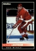 1992-93 Pinnacle #8 Nicklas Lidstrom