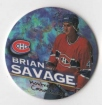 1995-96 Canada Games NHL POGS #144 Brian Savage
