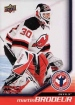 2009 National Hockey Card Day / Martin Brodeur