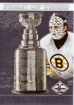 2012-13 Limited Stanley Cup Winners #SC24 Gerry Cheevers