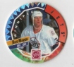 1994-95 Canada Games NHL POGS #257 Dave Manson