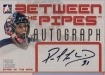 2006-07 Between The Pipes Autographs #APL Pascal Leclaire