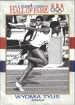 1991 Impel U.S. Olympic Hall of Fame #26 Wyomia Tyus