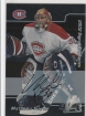2001-02 BAP Signature Series Autographs #41 Mathieu Garon
