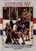 1991 Impel U.S. Olympic Hall of Fame #66 1980 U.S. Hockey Team