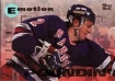 1995/1996 SkyBox Emotion / Brian Leetch