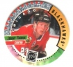 1994-95 Canada Games NHL POGS #70 Jeremy Roenick