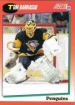 1991-92 Score Canadian English #225 Tom Barrasso