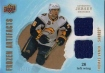 2008-09 Artifacts Frozen Artifacts Dual Gold #FADTV Thomas Vanek