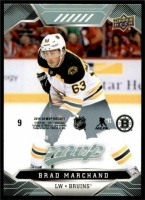 2019-20 Upper Deck MVP Puzzle Back #9 Brad Marchand