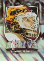 2011-12 Between The Pipes Masked Men IV Silver #MM25 Miikka Kiprusoff
