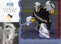 1996-97 Upper Deck Ice #54 Patrick Lalime RC