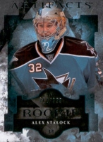 2011-12 Artifacts #191 Alex Stalock