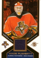 2002-03 Pacific Jerseys #20 Wade Flaherty