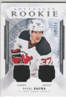 2016-17 Artifacts Materials Silver #171 Pavel Zacha