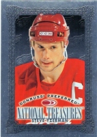1997-98 Donruss Preferred #179 Steve Yzerman NT S