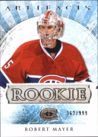 2012-13 Artifacts #181 Robert Mayer RC