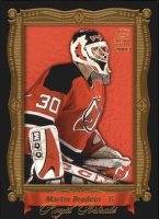 2002-03 Crown Royale Royal Portraits #7 Martin Brodeur