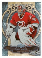 2007-08 Artifacts Blue #37 Cam Ward