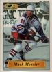 1995-96 Bashan Imperial Super Stickers #80 Mark Messier