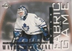 1997-98 Donruss Limited Fabric of the Game #39 Marcel Cousineau M