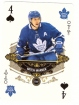 2020-21 O-Pee-Chee Playing Cards #4SPADES Mitch Marner