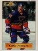 1995/1996 Imperial Stickers / Chris Pronger