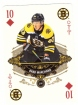 2020-21 O-Pee-Chee Playing Cards #10DIAMONDS Brad Marchand