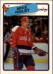 1988-89 O-Pee-Chee #104 Mike Ridley