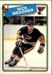 1988-89 O-Pee-Chee #235 Rick Meagher