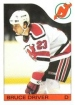 1985-86 O-Pee-Chee #127 Bruce Driver RC