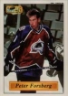 1995/1996 Imperial Stickers / Peter Forsberg