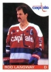 1985-86 O-Pee-Chee #8 Rod Langway