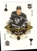 2020-21 O-Pee-Chee Playing Cards #4CLUBS Anze Kopitar
