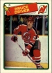 1988-89 O-Pee-Chee #157 Bruce Driver