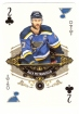 2020-21 O-Pee-Chee Playing Cards #2CLUBS Alex Pietrangelo
