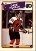 1988-89 O-Pee-Chee #100 Dave Poulin