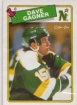 1988-89 O-Pee-Chee #215 Dave Gagner RC