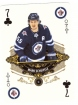 2020-21 O-Pee-Chee Playing Cards #7CLUBS Mark Scheifele