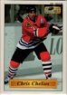 1995/1996 Imperial Stickers / Chris Chelios