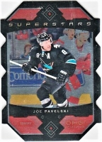 2015-16 O-Pee-Chee Platinum Superstars Die Cuts #SS11 Joe Pavelski