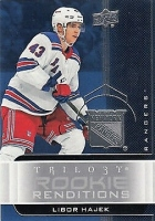 2019-20 Upper Deck Trilogy Rookie Renditions #RR24 Libor Hájek